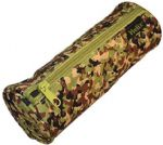 Helix Oxford Camo Pencil Case - Green